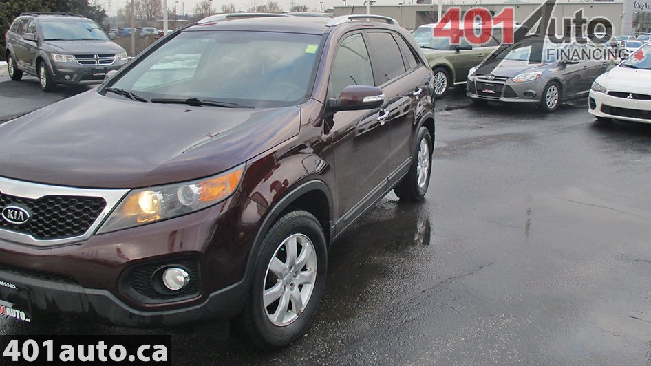 2013 kia sorento 401 auto financing 401 auto financing for Kia motor finance phone