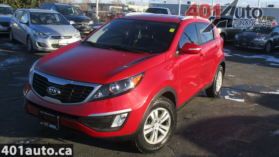 2012 kia sportage 401 auto financing 401 auto financing for Kia motor finance phone
